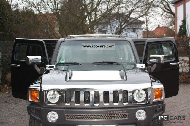 2006 Hummer  3.5 4x4 Automatic Off-road Vehicle/Pickup Truck Used vehicle photo