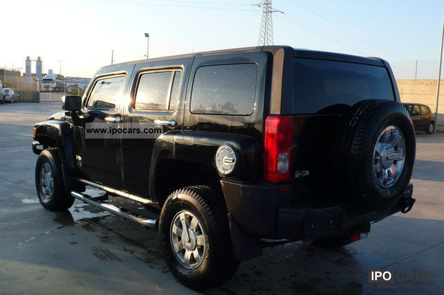 2007 Hummer  H3 Luxury liter 3.7. * Automatic * Sunroof * 245 hp Off-road Vehicle/Pickup Truck Used vehicle photo