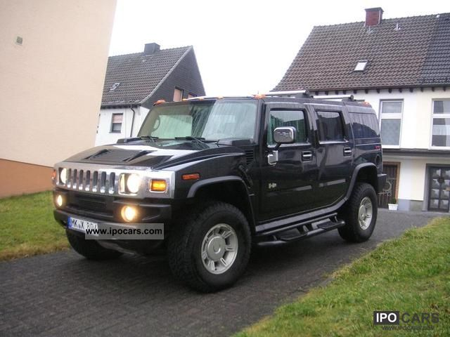 2004 Hummer  * H2 * CLIMATE CONTROL * LEATHER * TRITBRETTER Off-road Vehicle/Pickup Truck Used vehicle photo