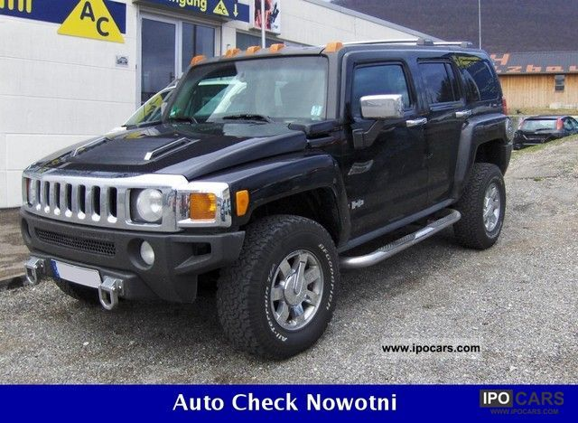 Hummer  H3 Chrome LPG Autogas 2005 Liquefied Petroleum Gas Cars (LPG, GPL, propane) photo