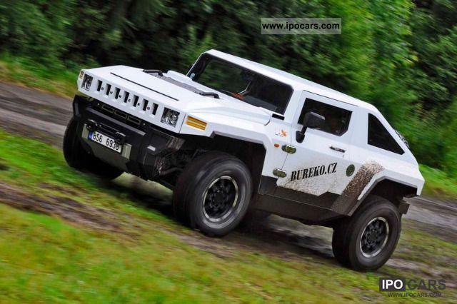 Hummer H2x | Autos Weblog