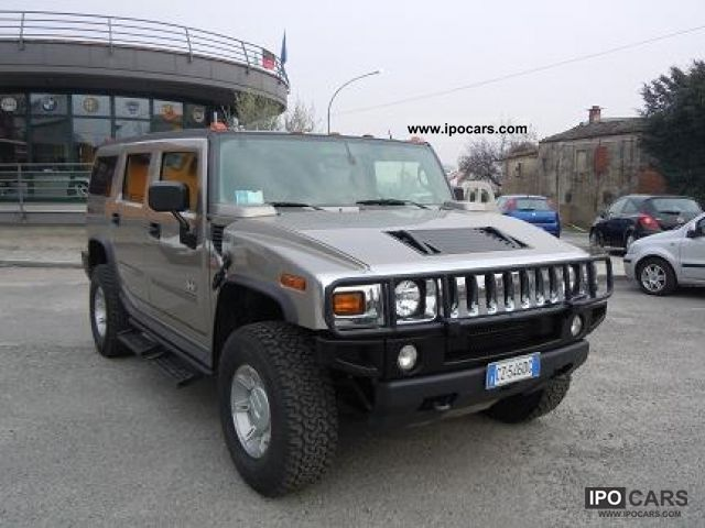 2006 Hummer  H2 FULL-OPTIONAL Off-road Vehicle/Pickup Truck Used vehicle photo