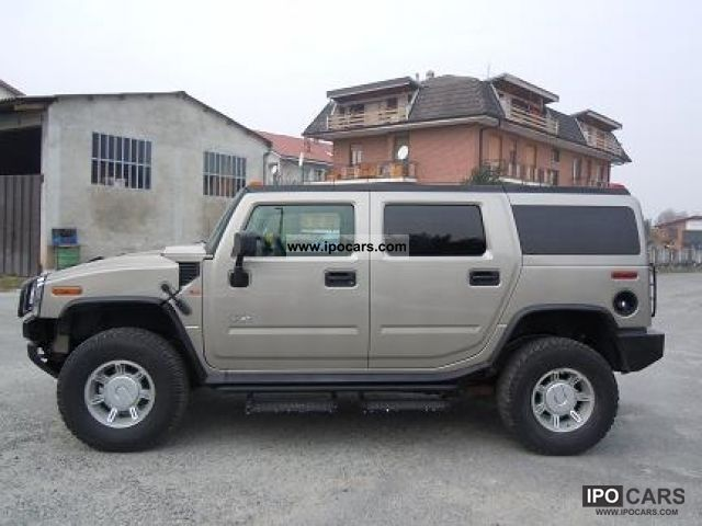2006 Hummer H2 FULL-OPTIONAL - Car Photo and Specs