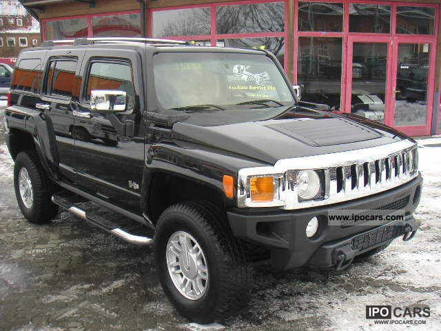 Hummer  H3 Luxury with BRC LPG system 2007 Liquefied Petroleum Gas Cars (LPG, GPL, propane) photo