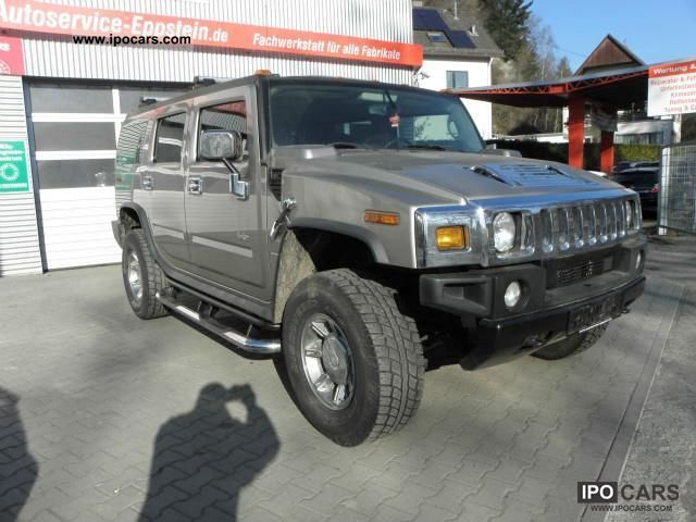 2005 Hummer  H2 LPG, fully restored, mint condition Off-road Vehicle/Pickup Truck Used vehicle photo