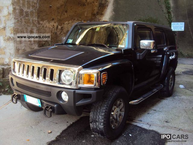 2007 Hummer  H3 Luxury 3700 Off-road Vehicle/Pickup Truck Used vehicle photo