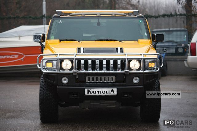 2006 Hummer  H2 Off-road Vehicle/Pickup Truck Used vehicle photo