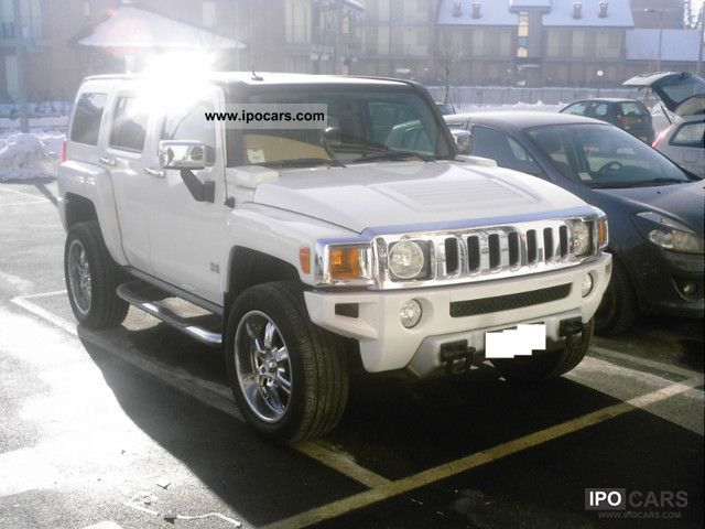Hummer  H3 3.7 PLATINUM GPL - NO SUPERBOLLO 2008 Liquefied Petroleum Gas Cars (LPG, GPL, propane) photo