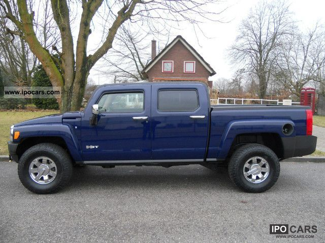 2009 Hummer  H3T Pick-Up Special Model 2009 Luxury Like New! Off-road Vehicle/Pickup Truck Used vehicle photo