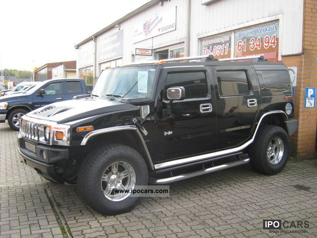 black hummer h2 cars - photo #37