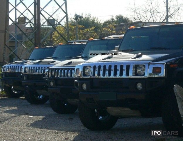 2003 Hummer  H2 6000 cc Off-road Vehicle/Pickup Truck Used vehicle photo