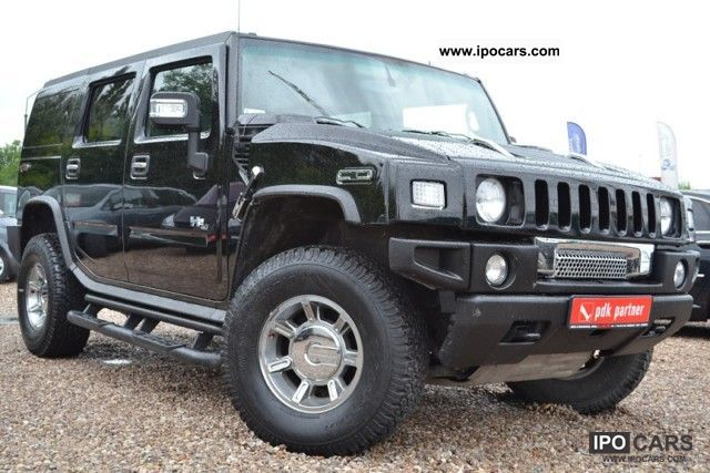 2007 Hummer  H2 H2 Pakiet CHROME! WERSJA FULL! Off-road Vehicle/Pickup Truck Used vehicle photo