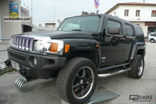 2007 Hummer  H3 3.7 AUTOMATICO GPL BY GIORGIO Gandin Off-road Vehicle/Pickup Truck Used vehicle photo