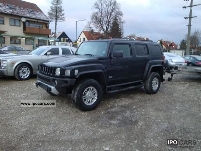 2011 Hummer H3 Car Photo And Specs