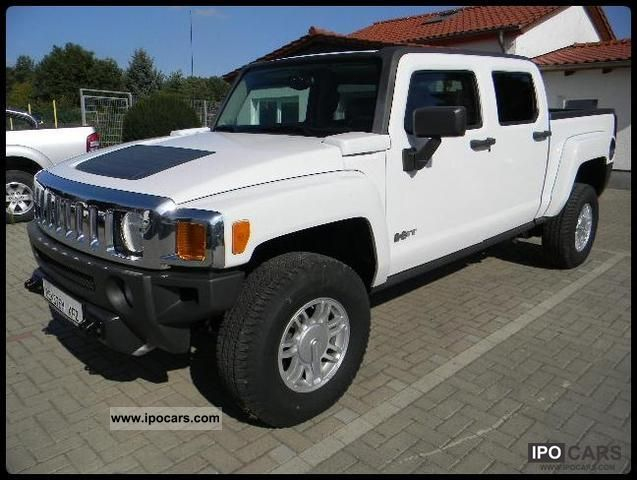 2011 Hummer H3 T Pick Up Auto Car Photo And Specs