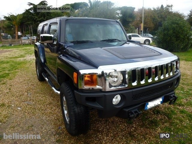 2009 Hummer  H3 3.7 aut Off-road Vehicle/Pickup Truck Used vehicle photo
