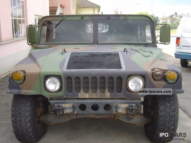 1988 Hummer  H1 M998 Convertible Off-road Vehicle/Pickup Truck Used vehicle photo