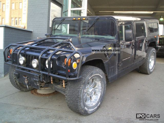 1994 Hummer  H1 Station Wagon * German letter / 20 \ Off-road Vehicle/Pickup Truck Used vehicle photo