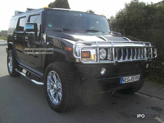 2007 hummer h2 gas lpg car car photo and specs. Black Bedroom Furniture Sets. Home Design Ideas