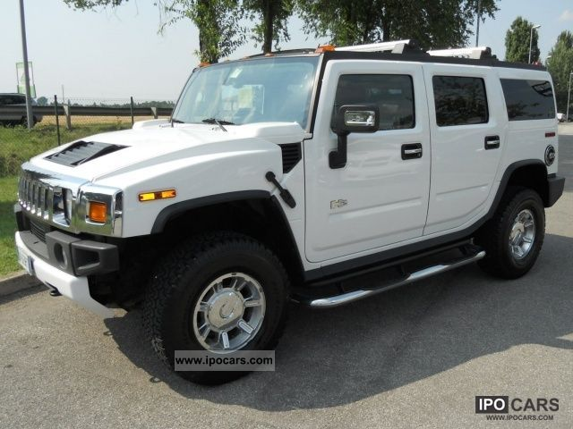 Hummer  H2 6.0 SUV Luxury aut \ 2008 Liquefied Petroleum Gas Cars (LPG, GPL, propane) photo