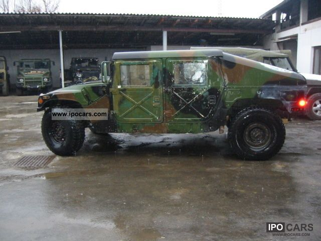 1987 Hummer  H1 Military Off-road Vehicle/Pickup Truck Used vehicle photo