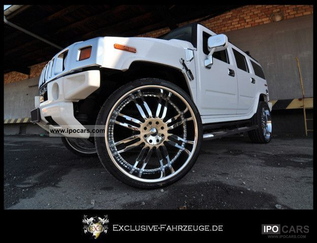 Hummer  H2-28-TUNING FELGEN/LPG/SUV- special price 2005 Tuning Cars photo