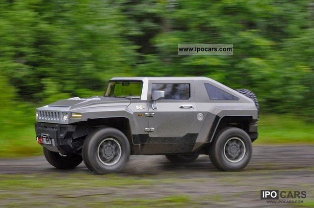 2011 Hummer  H2X H2X kit for conversion to BUREKO Other New vehicle photo