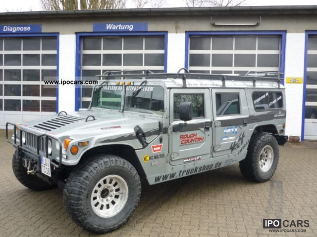 1995 Hummer  H1 6.5 Diesel Truck Station Promotion Off-road Vehicle/Pickup Truck Used vehicle photo