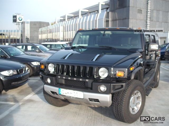 2008 Hummer  H2 7sitzer 1.Hd. Luxury New Model Off-road Vehicle/Pickup Truck Used vehicle photo
