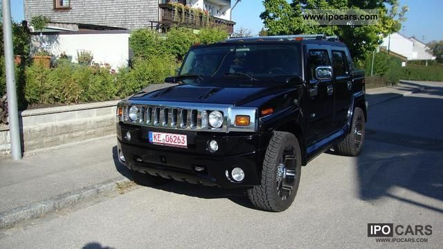 2005 Hummer SUT *** - CONVERSION KIT - NEW GAS SYSTEM *** - Car