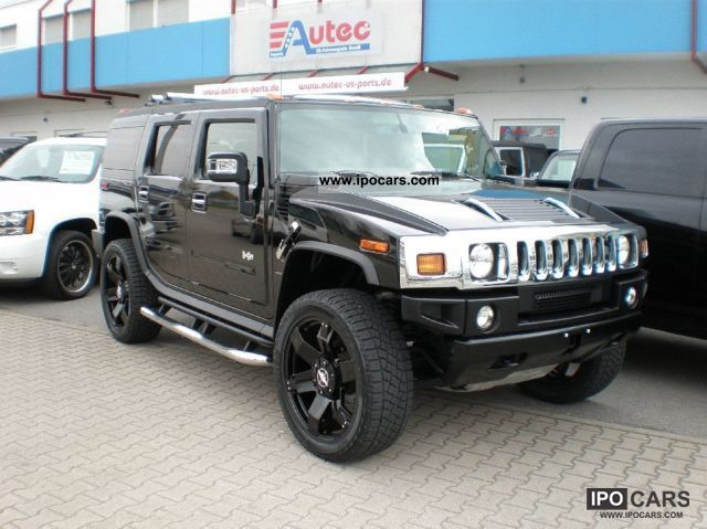 2007 Hummer  EXECUTIVE H2 AWD 24 \ Off-road Vehicle/Pickup Truck Used vehicle photo