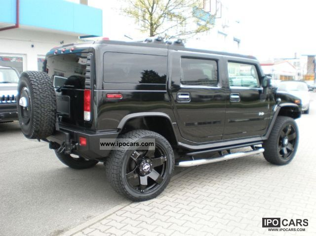 2007 hummer executive h2 awd 24 car photo and specs. Black Bedroom Furniture Sets. Home Design Ideas
