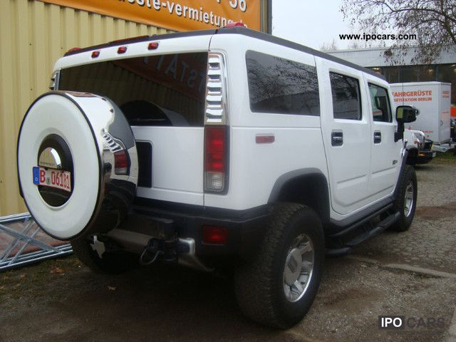 Hummer  New model * 6.2L V8 * 4x4 AWD * TV * DVD * LPG * 2008 Liquefied Petroleum Gas Cars (LPG, GPL, propane) photo