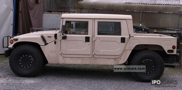 1995 Hummer  H1 - Limited Edition 1992 - Seeking HANDLERS Off-road Vehicle/Pickup Truck Used vehicle photo