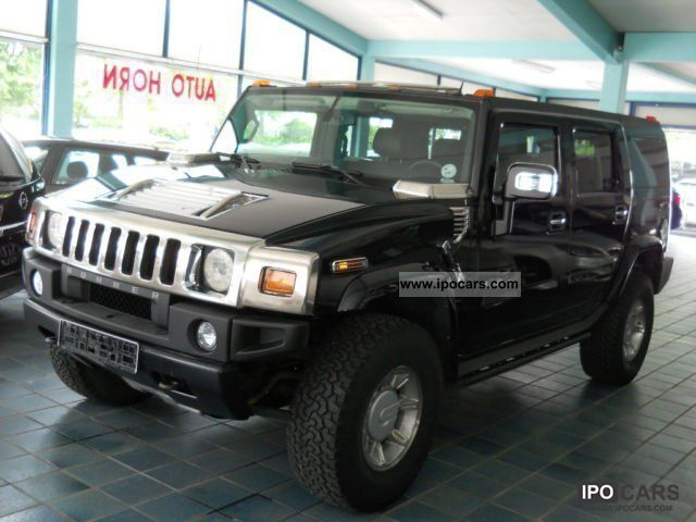 2008 Hummer  H2 6.2L el.SSD new model 7 seater Luxery Off-road Vehicle/Pickup Truck Used vehicle photo