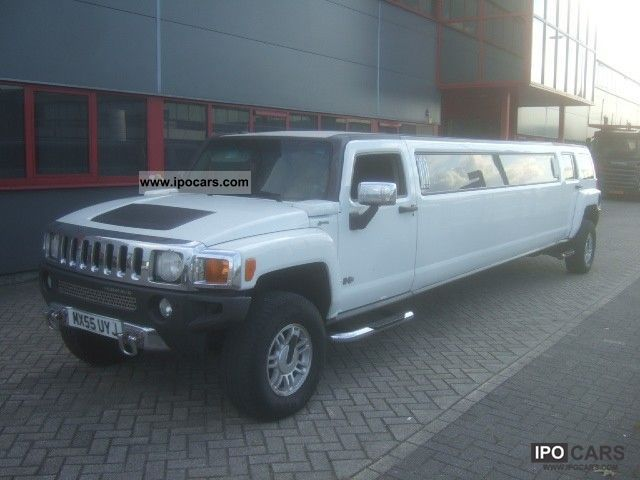 2005 Hummer  H3 stretch 160 \ Limousine Used vehicle photo