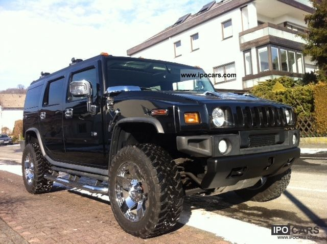 2006 Hummer  H2 first 45 000 km TUV hand NEW Off-road Vehicle/Pickup Truck Used vehicle photo