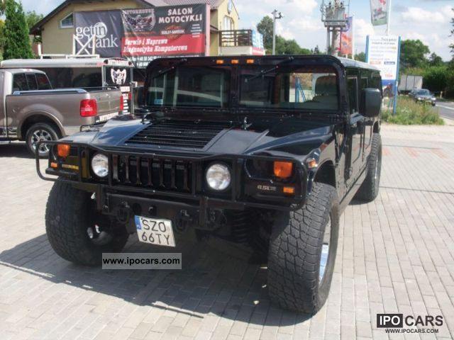 2000 Hummer  H1 Off-road Vehicle/Pickup Truck Used vehicle photo