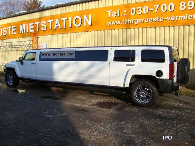 2006 Hummer  H3 limousine Stretch Limo * Instant * Limousine Used vehicle photo