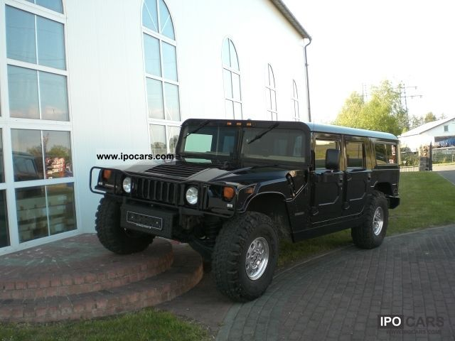 1997 Hummer  H1 6.5 TD 33 800 Km leather Off-road Vehicle/Pickup Truck Used vehicle photo