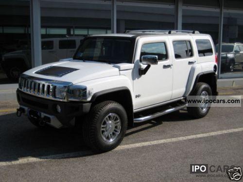 2011 Hummer Alpha H3 5 3 V8 Luxury Aut Nuovo Benzina