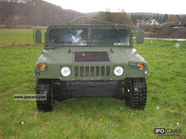 1985 Hummer  H1 Military Slantback Off-road Vehicle/Pickup Truck Used vehicle photo