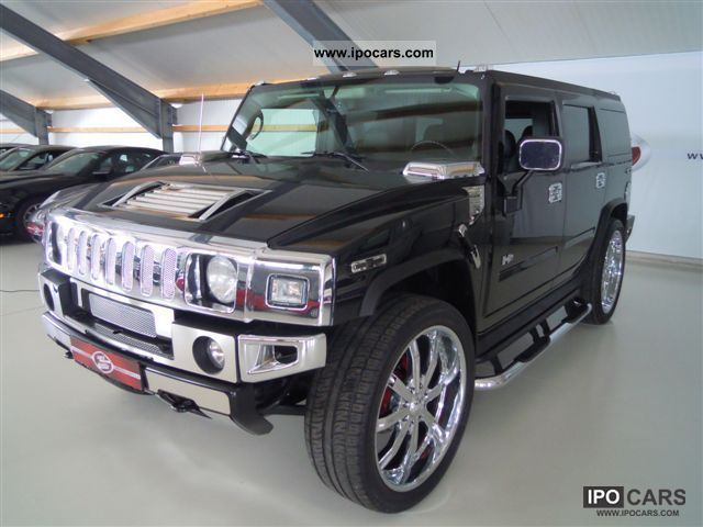 2005 Hummer  H2 gas, 26 \ Off-road Vehicle/Pickup Truck Used vehicle photo
