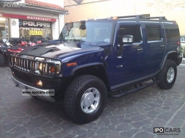 Hummer  H2 6.2 V8 Luxury SUV Flexpower aut 2009 Liquefied Petroleum Gas Cars (LPG, GPL, propane) photo