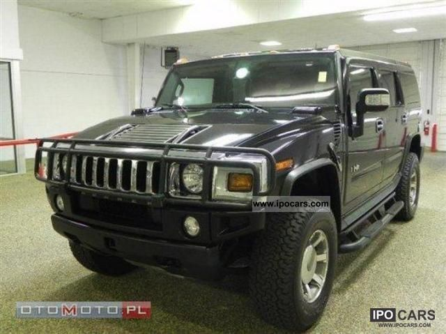2008 Hummer  H2 H2 TRUCK! BEZWYPADKOWY-23% VAT Off-road Vehicle/Pickup Truck Used vehicle photo