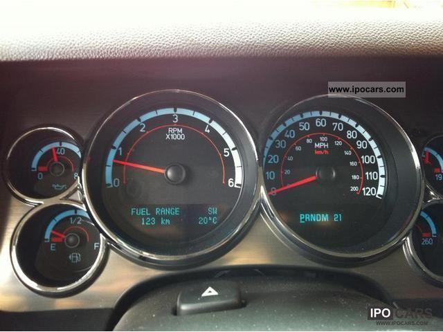 2009 Hummer H2 - 6.2 FlexFuel 2009 TOP - Car Photo and Specs