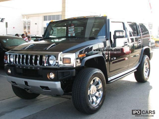 2011 Hummer  H 2 = 2009 = Off-road Vehicle/Pickup Truck New vehicle 			(business photo