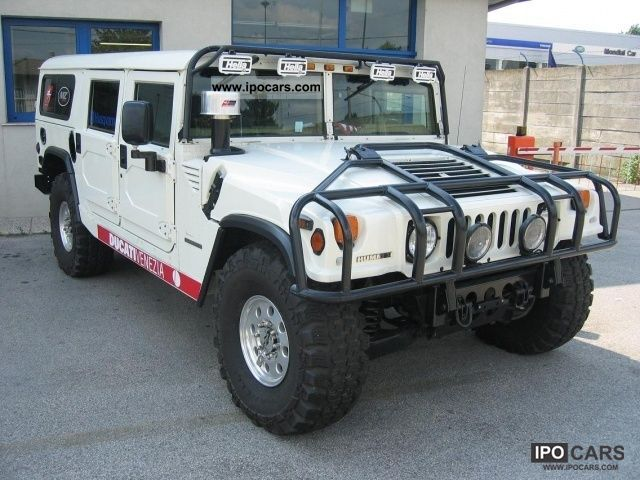 1996 Hummer  H1 WAGON 5.7L V8 SUPERCHARGER Off-road Vehicle/Pickup Truck Used vehicle photo