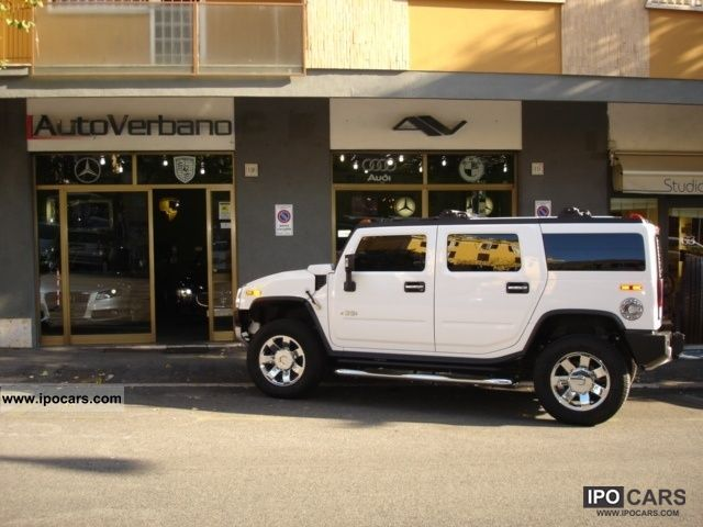 2010 Hummer  H2 6.2 V8 Luxury SUV Flexpower aut 7 POSTI Off-road Vehicle/Pickup Truck Used vehicle photo