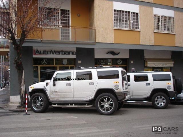 2010 Hummer H2 62 V8 Luxury SUV Flexpower aut 7 POSTI  Car Photo